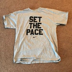 "Nike ""Set The Pace"" T-Shirt"